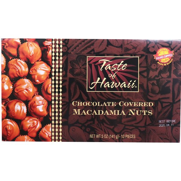 テイストオブハワイ マカデミアナッツチョコレート 141g(13個入)  36個セット