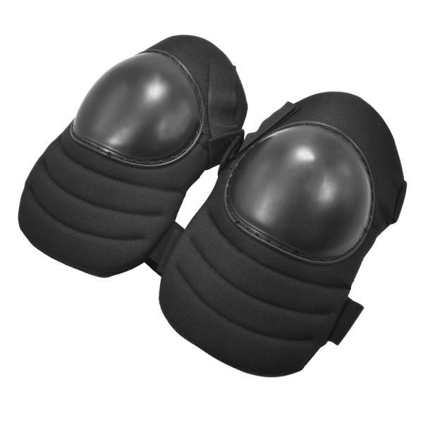 AP ニーパッド (2個組)   膝当て 膝パッド 作業用 怪我防止 保護 面ファスナー[アストロプロダクツ]