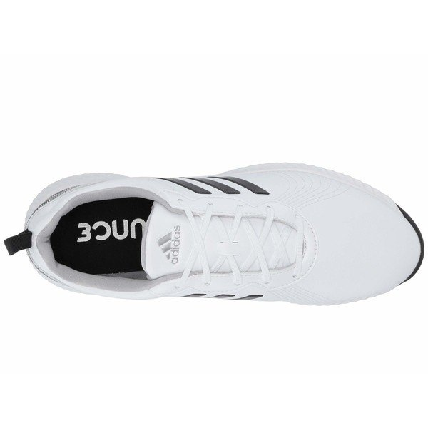 アディダス スニーカー シューズ レディース Response Bounce Footwear White/Core Black/Silver Metallic