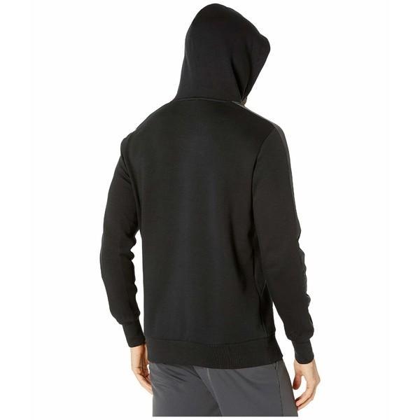 プーマ パーカー・スウェットシャツ アウター メンズ Luxe Pack Hoodie Black|asty-shop2|03