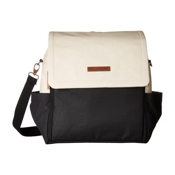 ペチュニアピックルボトム マザーズバッグ バッグ レディース Glazed Color Block Abundance Boxy Backpack Birch/Black