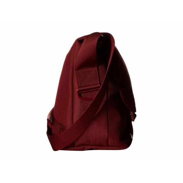 ティムブックツー ショルダーバッグ バッグ メンズ Classic Messenger - Medium Collegiate Red