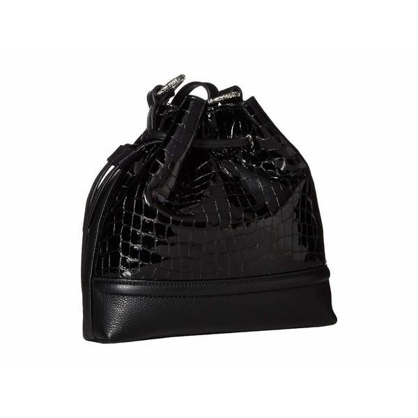ブライトン ハンドバッグ バッグ レディース Christa Small Bucket Bag Black