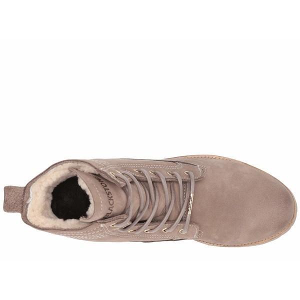 ブラックストーン ブーツ&レインブーツ シューズ レディース Lace-Up Sheepskin Boot Fungi asty-shop2 03