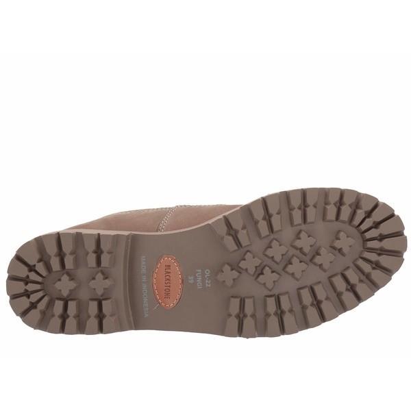 ブラックストーン ブーツ&レインブーツ シューズ レディース Lace-Up Sheepskin Boot Fungi asty-shop2 04