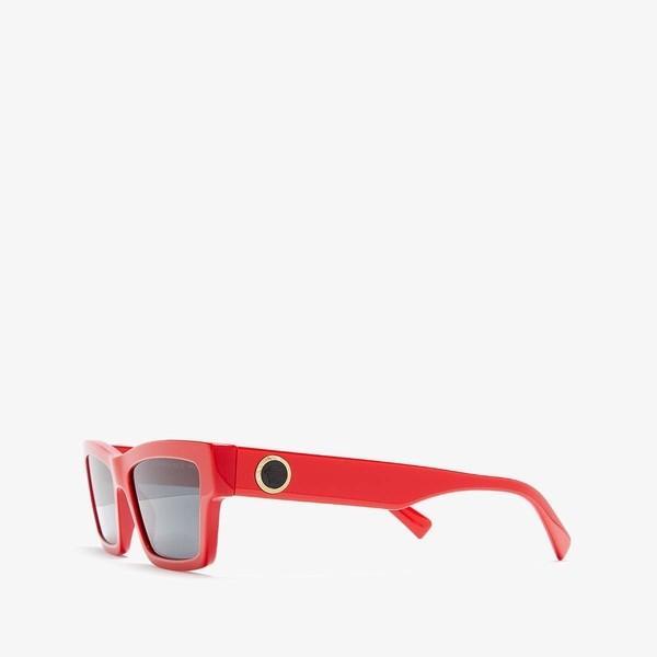 ヴェルサーチ サングラス&アイウェア アクセサリー レディース VE4362 Red/Grey