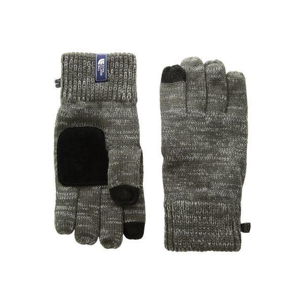 ノースフェイス 手袋 アクセサリー メンズ Salty Dog Etip Glove Graphite Grey/Mid Grey Marl|asty-shop2