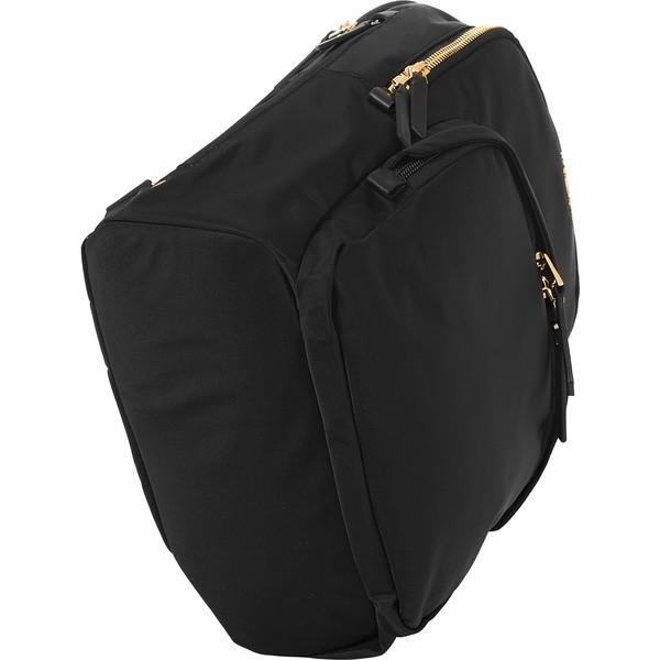 トゥミ バックパック・リュックサック バッグ レディース Tumi Voyageur Dori Nylon Backpack Black