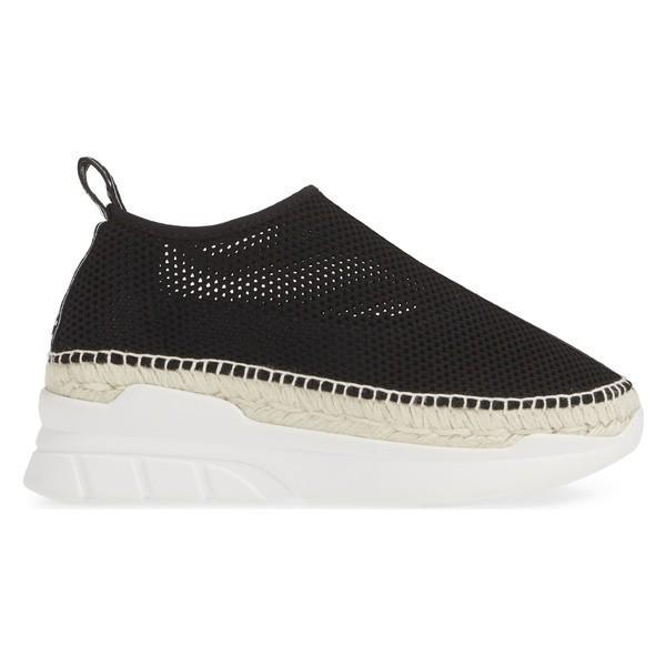 ケンゾー スニーカー シューズ レディース KENZO K-Lastic Espadrille Sneaker (Women) Black