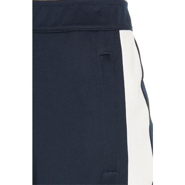 トリースポーツ カジュアルパンツ ボトムス レディース Tory Sport Colorblock Track Pants Tory Navy/ Snow White