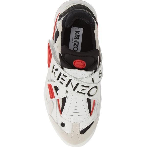 ケンゾー スニーカー シューズ レディース KENZO New Sonic Sneaker (Women) Medium Red