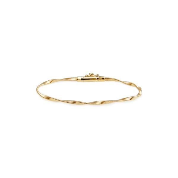 マルコ ビチェゴ ブレスレット・バングル・アンクレット アクセサリー レディース Marco Bicego 'Marrakech' Single Strand Bracelet Yellow Gold