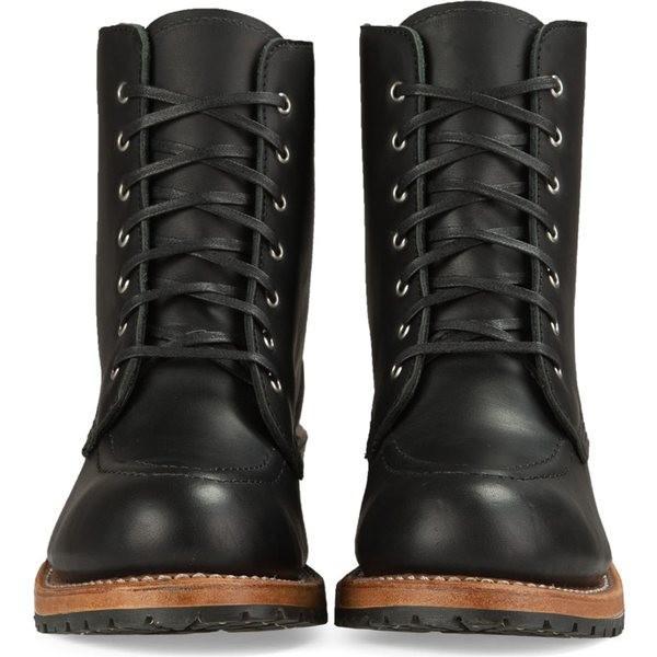 レッドウィング ブーツ&レインブーツ シューズ レディース Red Wing Clara Boot (Women) Black Boundary Leather