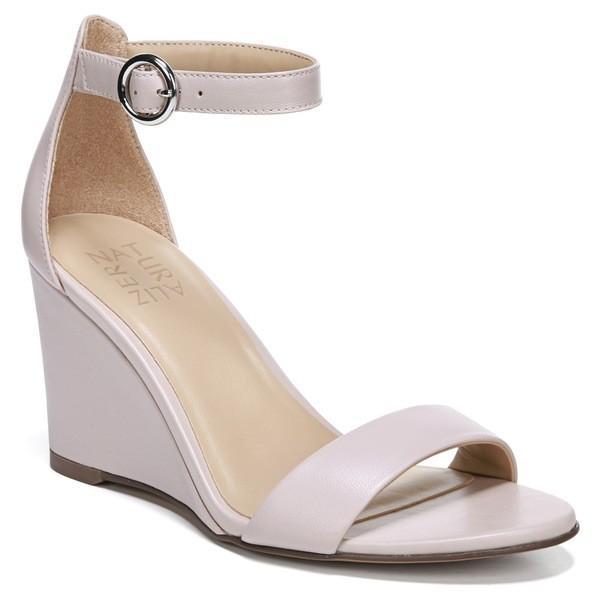ナチュライザー サンダル シューズ レディース Naturalizer Kierra Wedge Sandal (Women) Soft Marble Leather