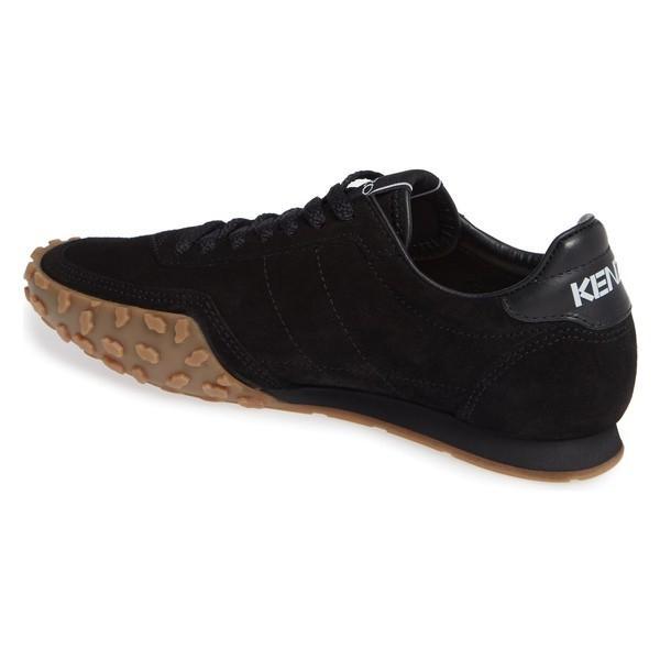 ケンゾー スニーカー シューズ レディース KENZO MOVE Sneaker (Women) Black Leather