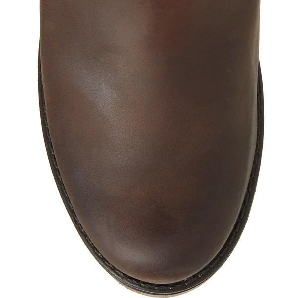 ボスアンドコー ブーツ&レインブーツ シューズ レディース Bos. & Co. 'Ginger' Waterproof Mid Calf Platform Boot (Women) Espresso Suede