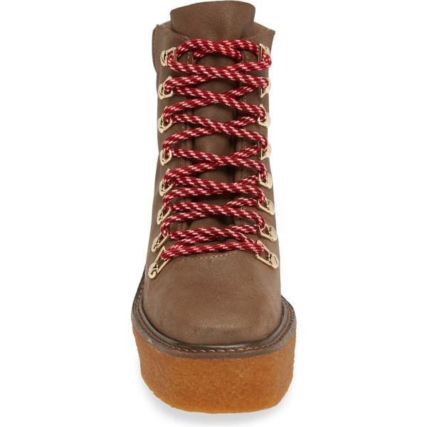 セセリアニューヨーク スニーカー シューズ レディース Cecelia New York Helga Platform Wedge Sneaker (Women) Natural