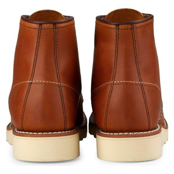 レッドウィング ブーツ&レインブーツ シューズ レディース Red Wing 6-Inch Moc Boot (Women) Oro Legacy Leather