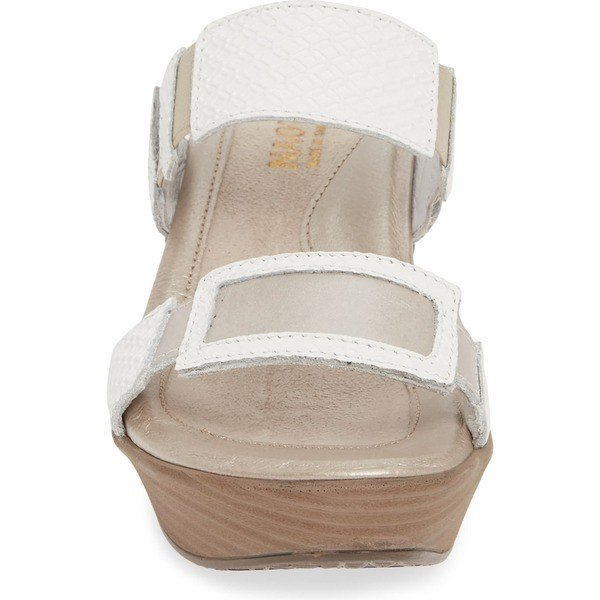 ナオト サンダル シューズ レディース Naot 'Treasure' Sandal White Diamond/ Quartz