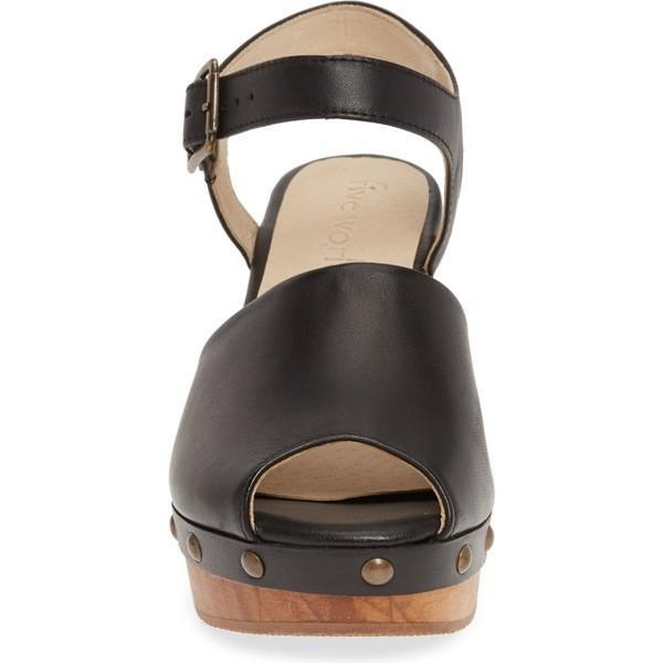 コルダーニ サンダル シューズ レディース Cordani Zeda Sandal (Women) Black Leather