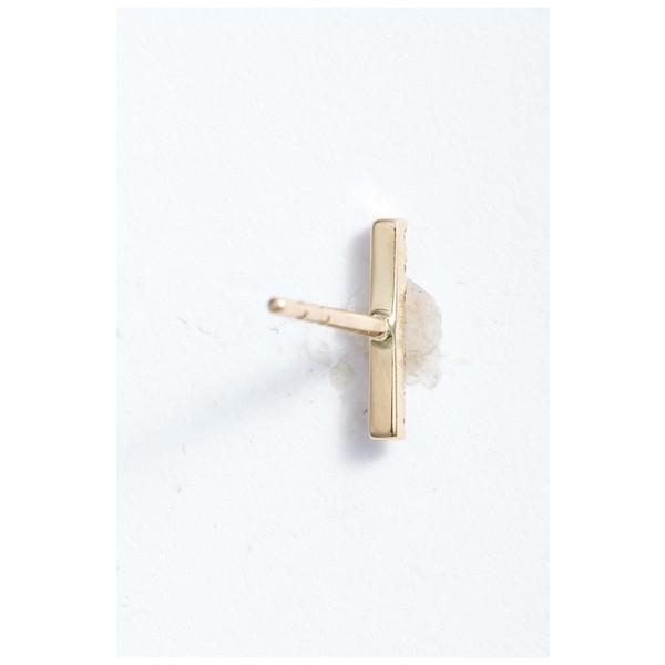 ボニー レヴィ ピアス&イヤリング アクセサリー レディース Bony Levy Diamond Pav Pear Stud Earrings (Nordstrom Exclusive) White Gold/ Diamond