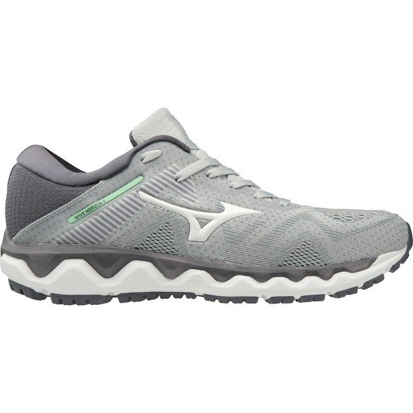ミズノ シューズ レディース ランニング Mizuno Women's Wave Horizon 4 Running Shoes Gray Light 06