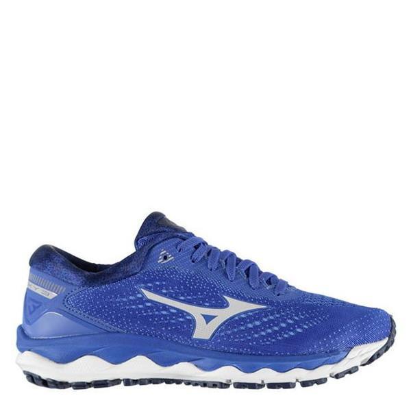 ミズノ シューズ レディース ランニング Wave Sky 3 Ladies Running Shoes
