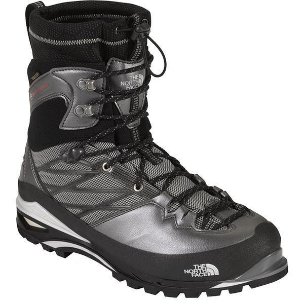 ノースフェイス シューズ メンズ ハイキング Verto S4K Ice GTX Boot Tnf Black/Zinc Grey|astyshop
