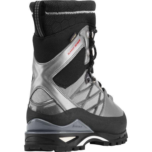 ノースフェイス シューズ メンズ ハイキング Verto S4K Ice GTX Boot Tnf Black/Zinc Grey|astyshop|02