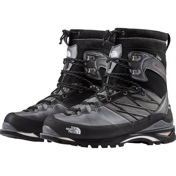 ノースフェイス シューズ メンズ ハイキング Verto S4K Ice GTX Boot Tnf Black/Zinc Grey|astyshop|03