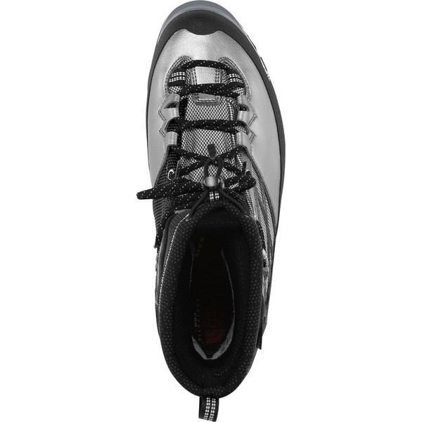 ノースフェイス シューズ メンズ ハイキング Verto S4K Ice GTX Boot Tnf Black/Zinc Grey|astyshop|05
