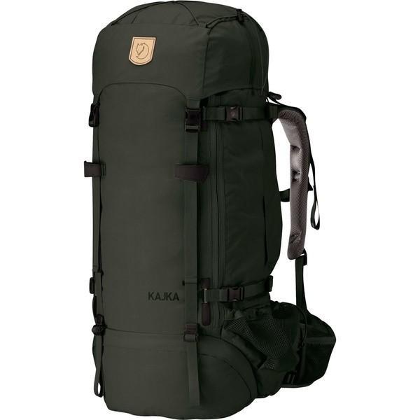 フェールラーベン バックパック・リュックサック レディース バッグ Kajka 65L Backpack - Women's Forest Green