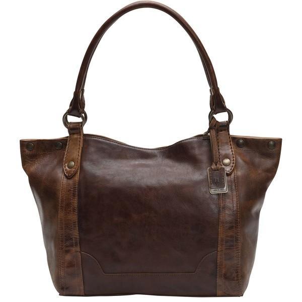 フライ ハンドバッグ レディース バッグ Melissa Shoulder Bag Dark Brown