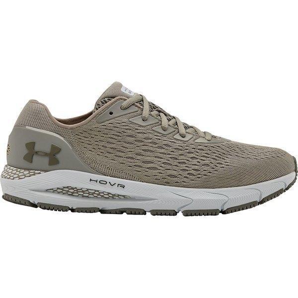 アンダーアーマー シューズ メンズ ランニング Under Armour Men's HOVR Sonic 3 Running Shoes Green/Grey