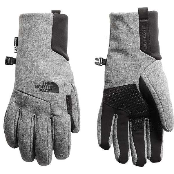 ノースフェイス 手袋 アクセサリー レディース The North Face Women's Apex+ ETIP Gloves TnfMediumGreyHeather