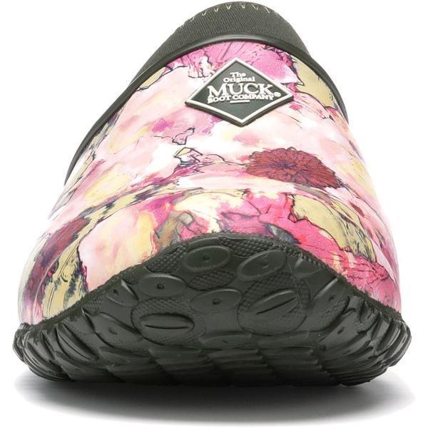 ムックブーツ ブーツ&レインブーツ シューズ レディース Muck Boots Women' Muckster II Clogs GreenMulti