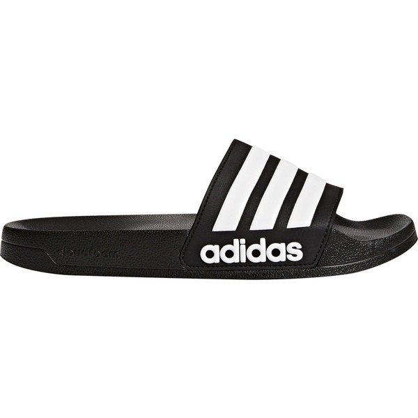 メンズ アディダス Mens Adilette CloudFoam Plus MONO Slides