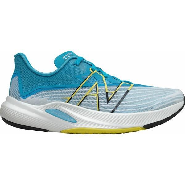 ニューバランス シューズ レディース ランニング New Balance Women's FuelCell Rebel V2 Running Shoes White/Sky
