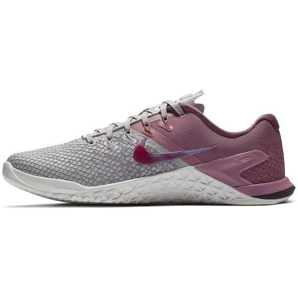 ナイキ スニーカー シューズ レディース Nike Women's Metcon 4 XD Shoes GreyPlum