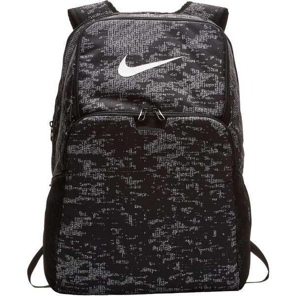 ナイキ バックパック・リュックサック バッグ レディース Nike Brasilia Print XL Training Backpack AtmosphereGrey