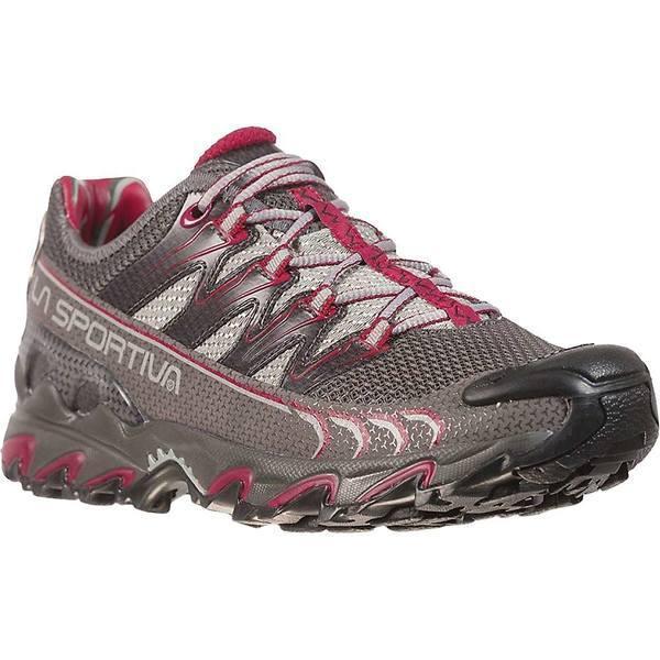 ラスポルティバ シューズ レディース ランニング La Sportiva Women's Ultra Raptor Shoe Carbon / Beet