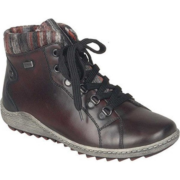 レモンテ レディース ブーツ&レインブーツ シューズ Liv R1473 Ankle Boot Chianti/Schwarz/Grau/Rot