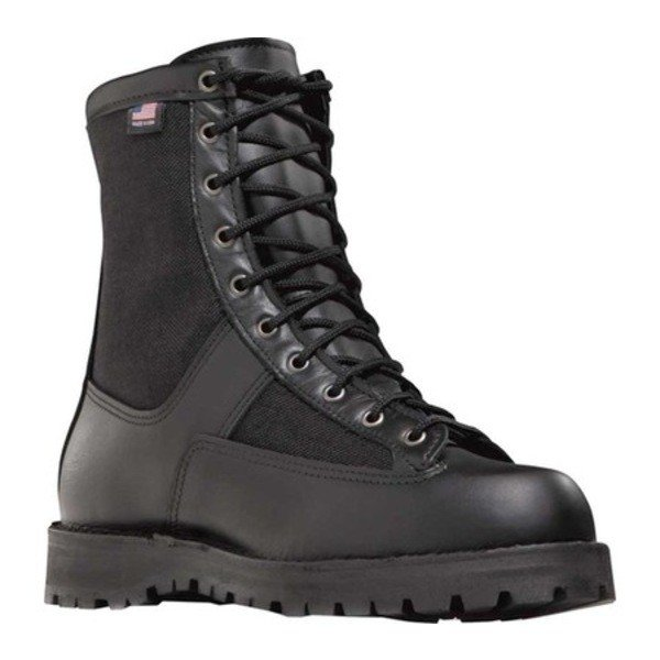 ダナー レディース ブーツ&レインブーツ シューズ Acadia Black Leather