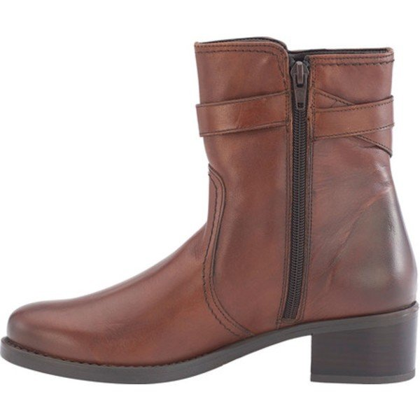 ダイビッドテイト レディース ブーツ&レインブーツ シューズ Java Leather Boot Luggage Calfskin