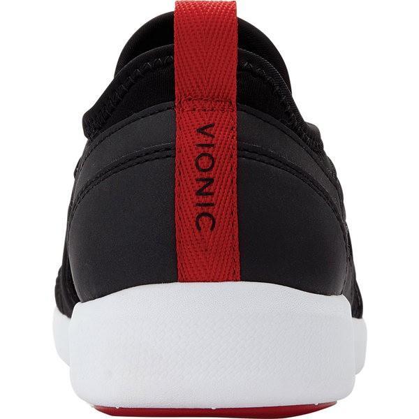 バイオニックス レディース スニーカー シューズ Storm Sneaker Black Textile/Polyurethane