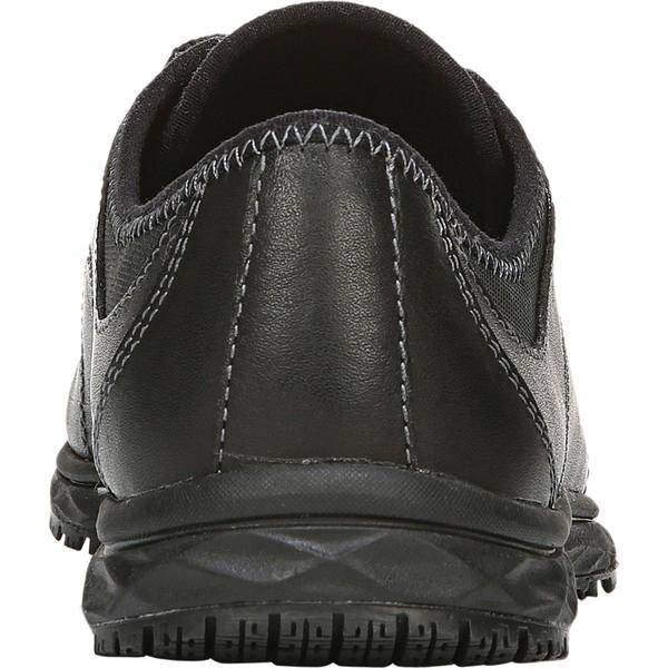 ドクター・ショール レディース スニーカー シューズ Brave Work Sneaker Black Leather