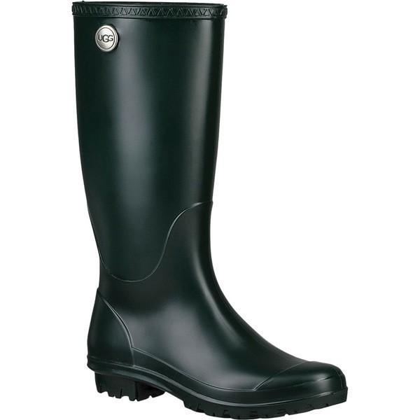 アグ レディース ブーツ&レインブーツ シューズ Shelby Rain Boot Olive Matte Synthetic