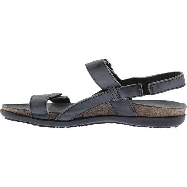 ナオト レディース サンダル シューズ Norah Sandal Vintage Smoke Leather