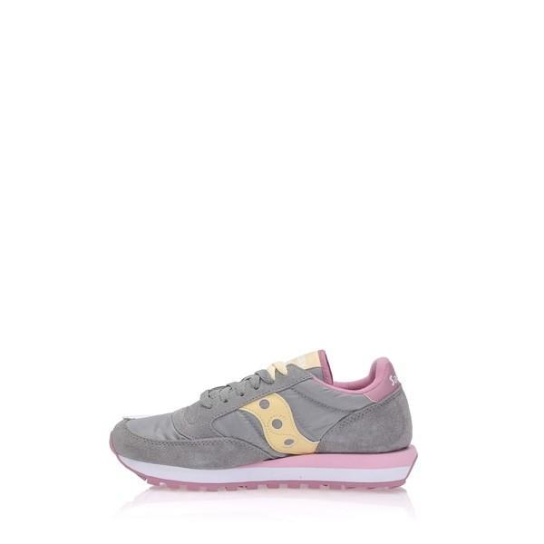 サッカニー スニーカー レディース シューズ Saucony Sneakers Jazz O Woman Grey