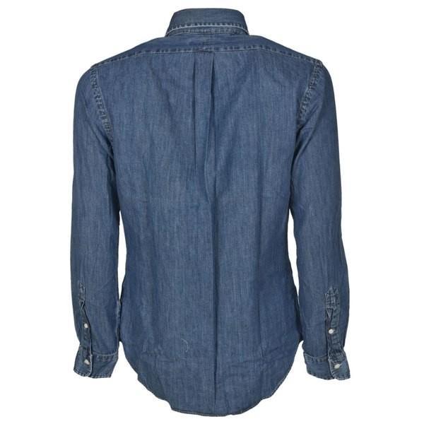 ラルフローレン シャツ メンズ トップス Polo Ralph Lauren Shirt Denim|astyshop|02